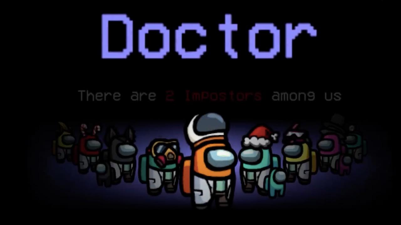 Among Us mod Dottore