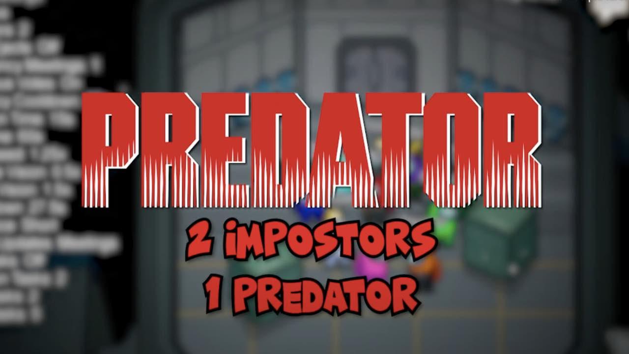 Among Us Predator mod