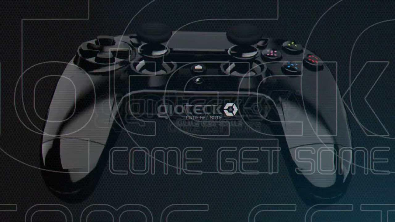 Arrivano i nuovi controller PS4 e Switch di Gioteck