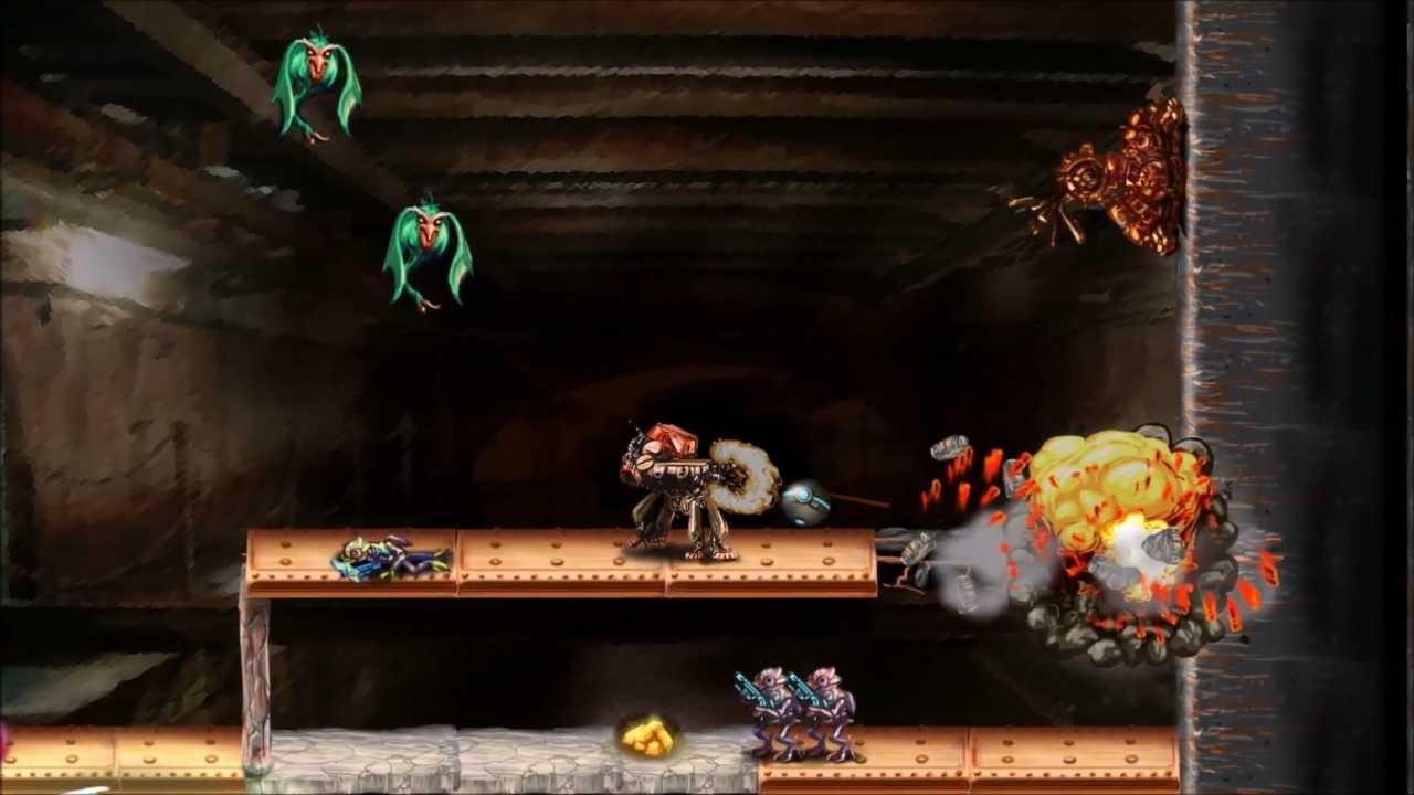 Explosionade DX di Mommy's Best Games in arrivo su tutte le console