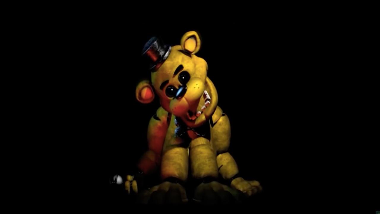 Fortnite Five Nights at Freddy's