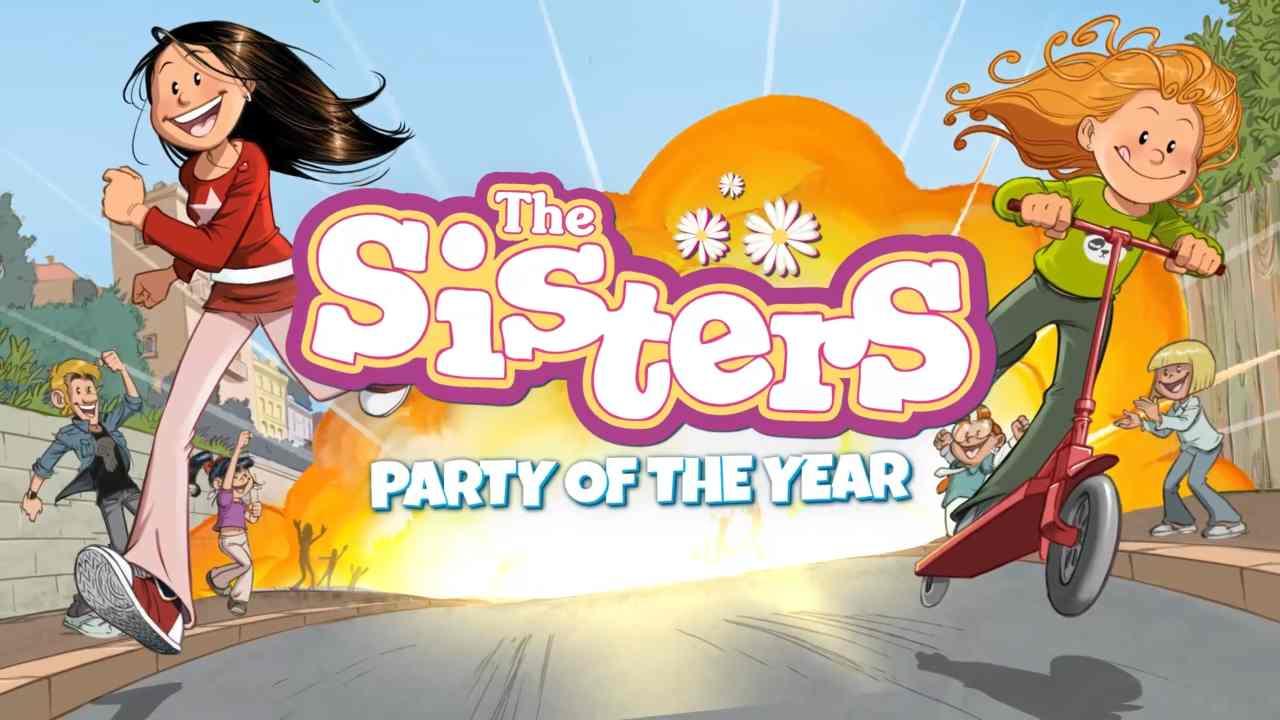 Microid produrrà un party game ispirato al fumetto The Sisters