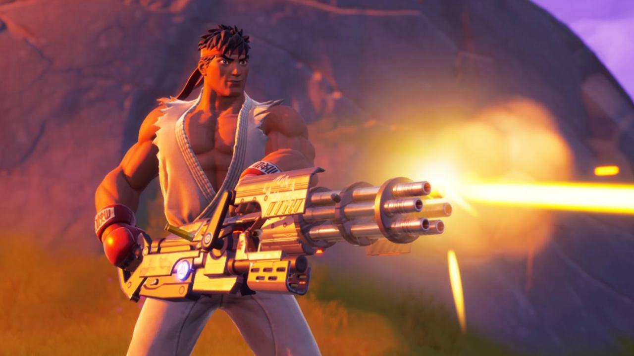 Ryu Fortnite