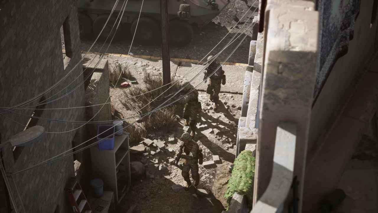 """Six Days In Fallujah, il gioco non è un """"commento politico"""""""