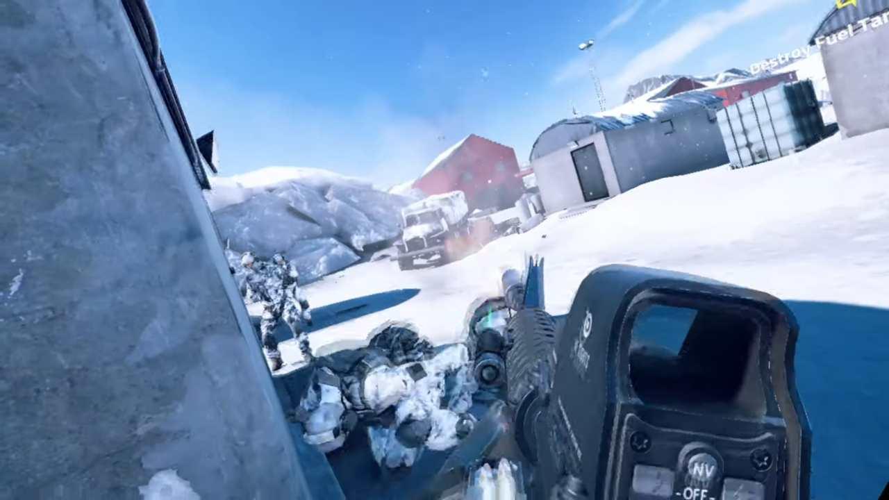 Zero Caliber Reloaded, lo sparatutto di XREAL arriva su Oculus Quest