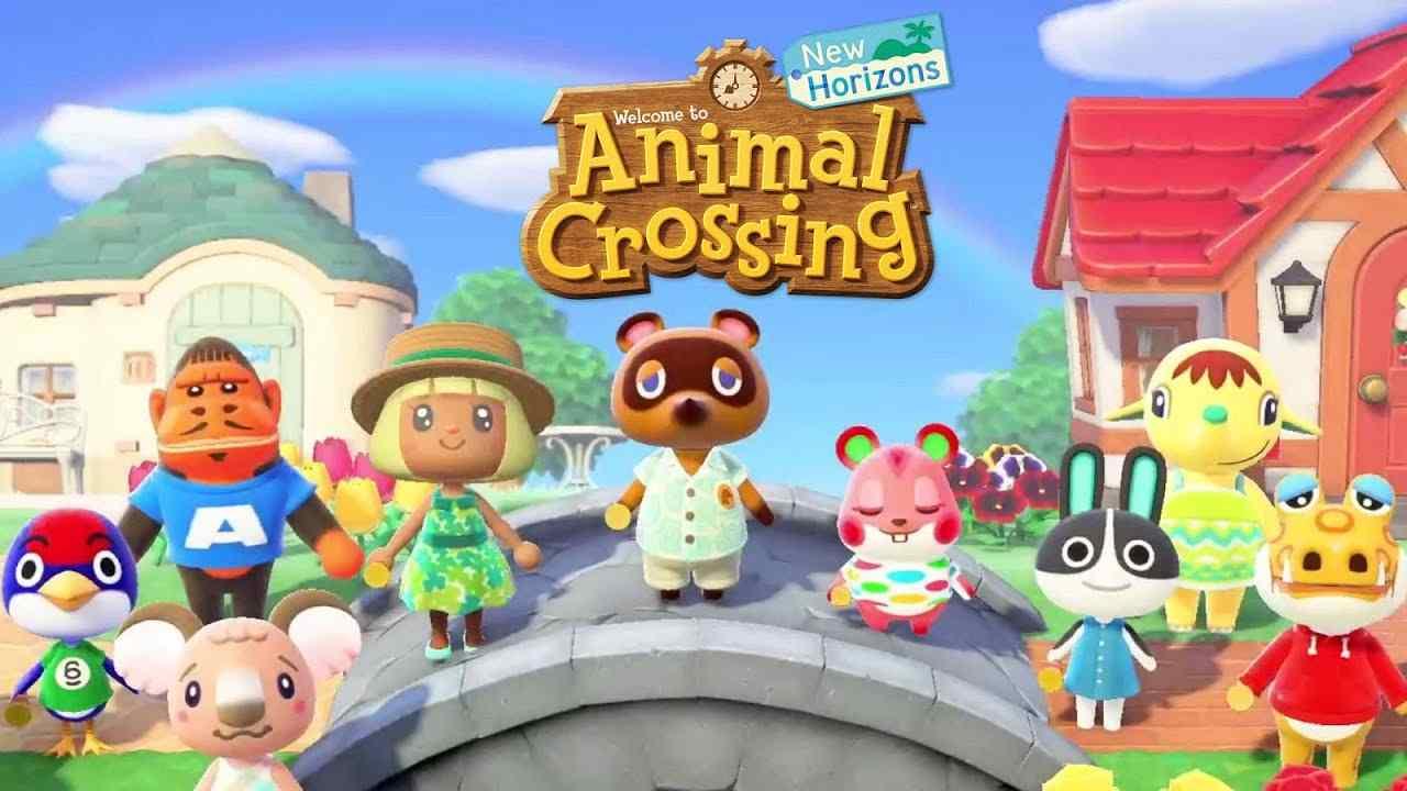 animal crossing caccia al tesoro