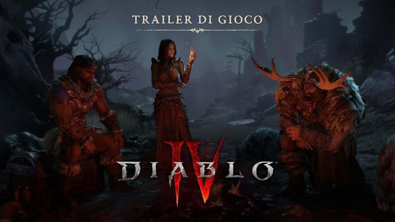 diablo iv trailer