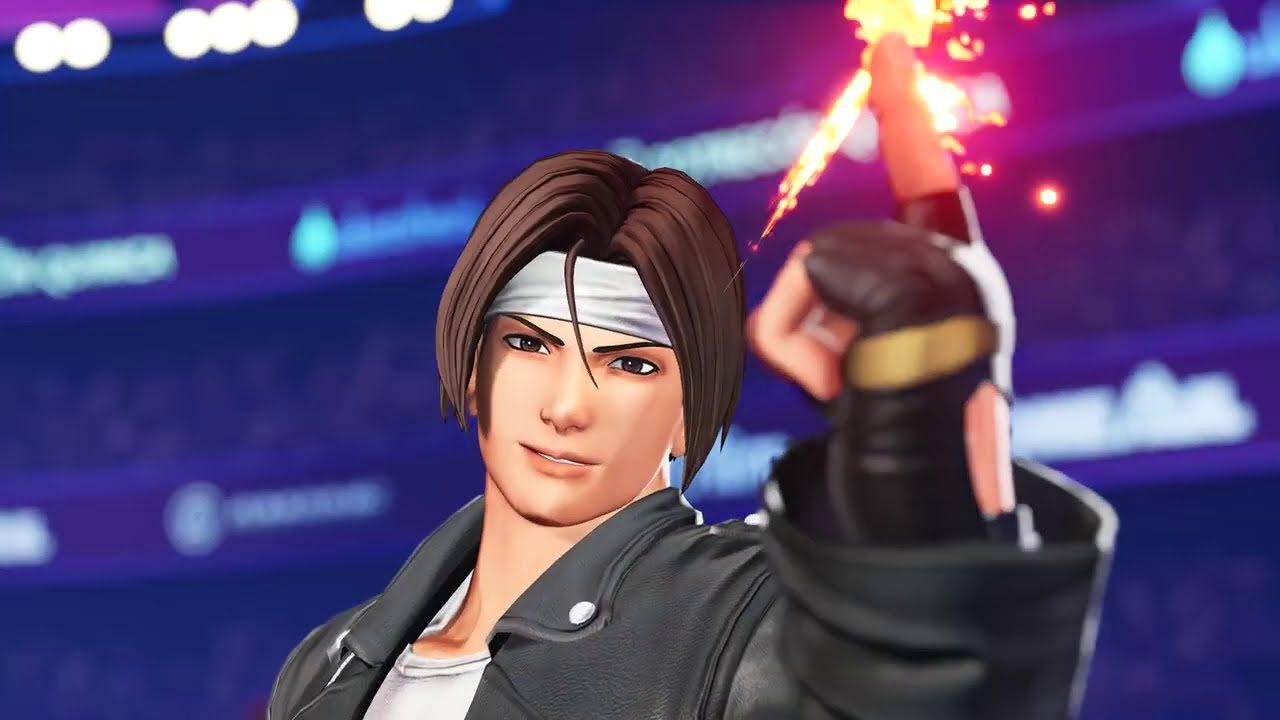 king of fighters kyo kusanagi
