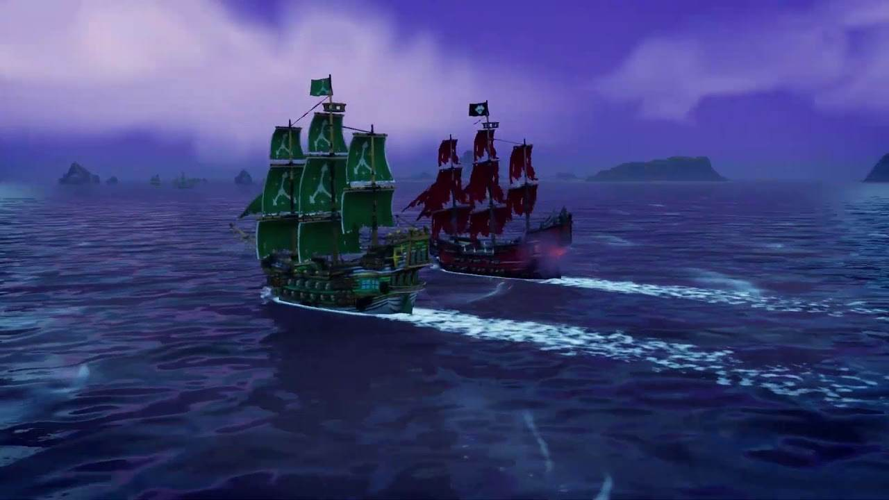 king of seas uscita