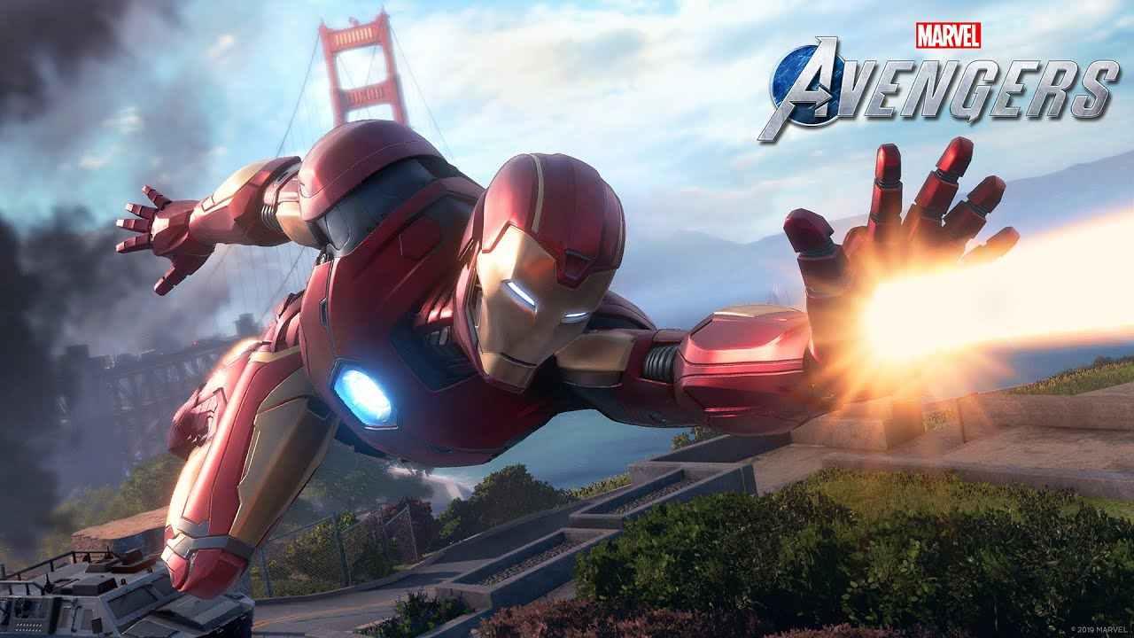 marvel's avengers modalità grafiche ps5