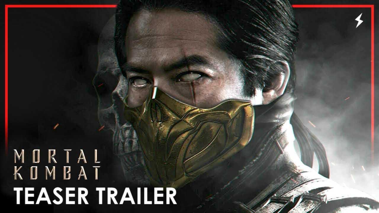 mortal kombat trailer film