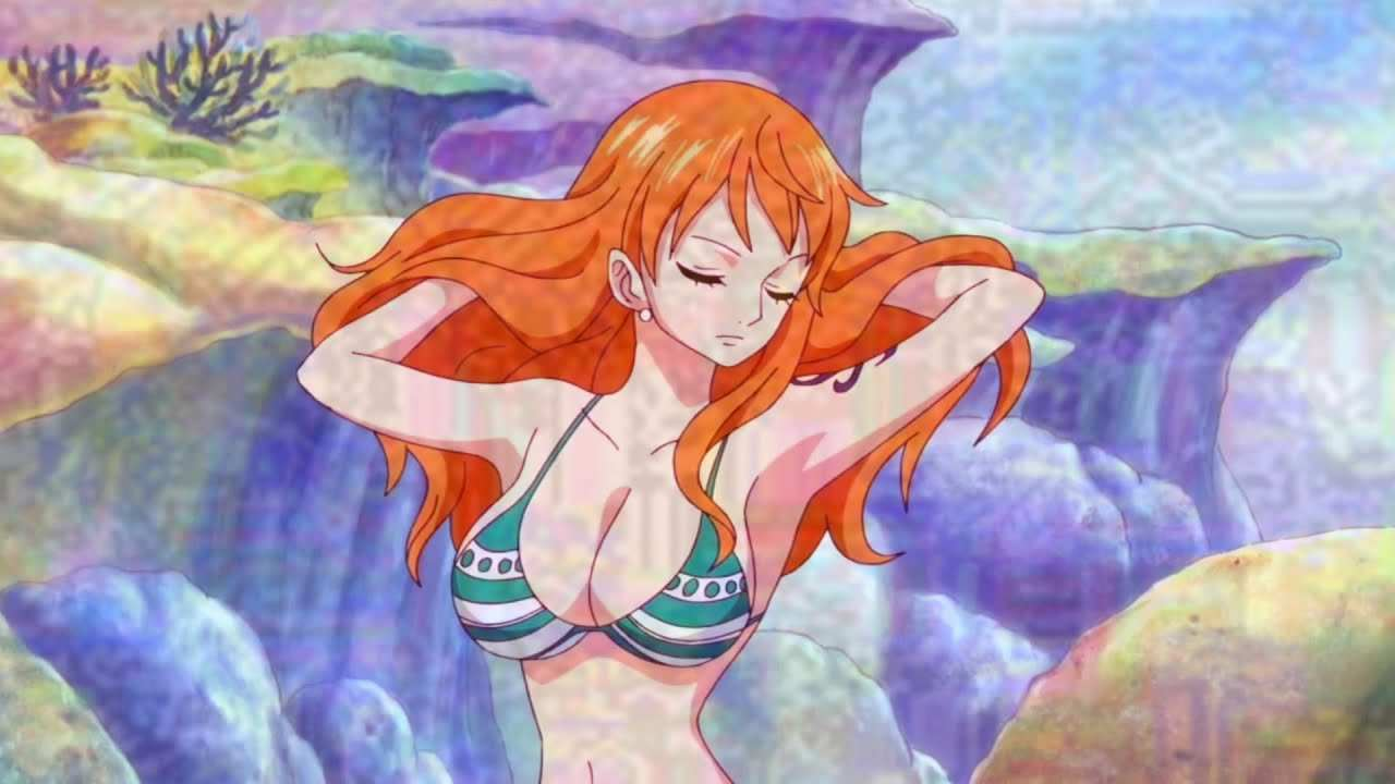 nami one piece cosplay