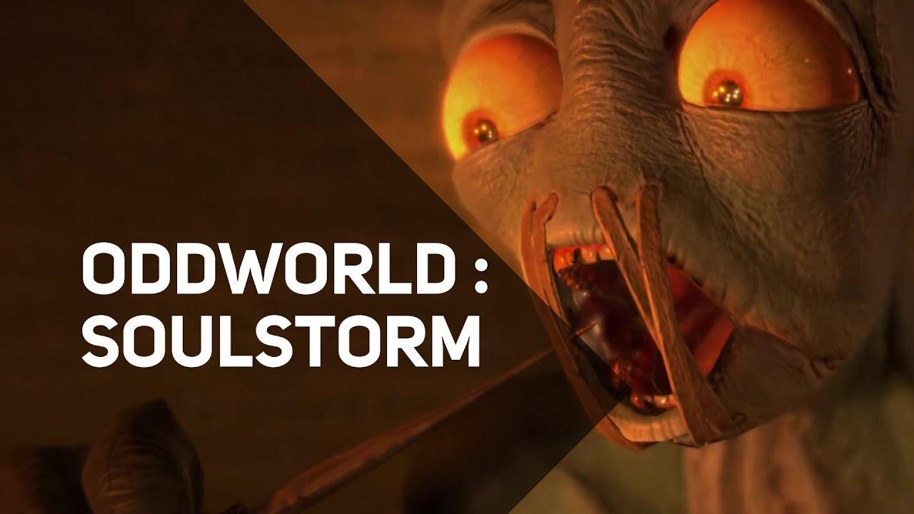 oddworld soulstorm trailer 1
