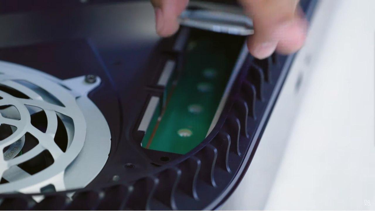 playstation 5 espansione memoria