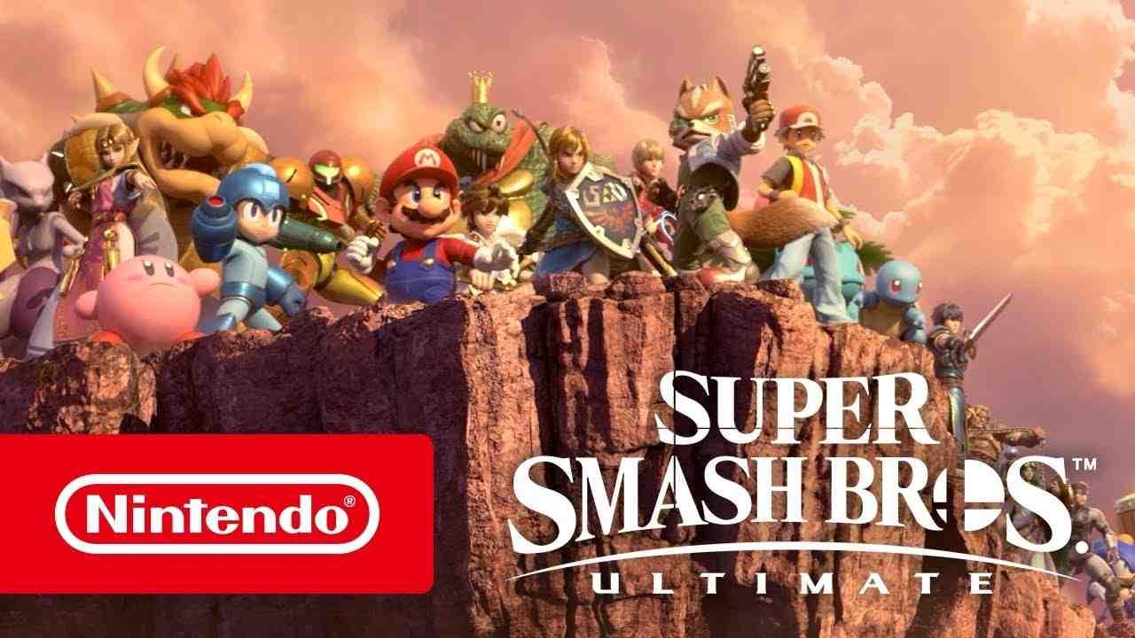 super smash bros ultimate ultimi personaggi