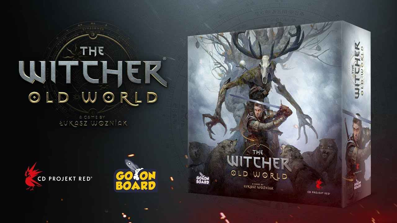 the witcher old world 2