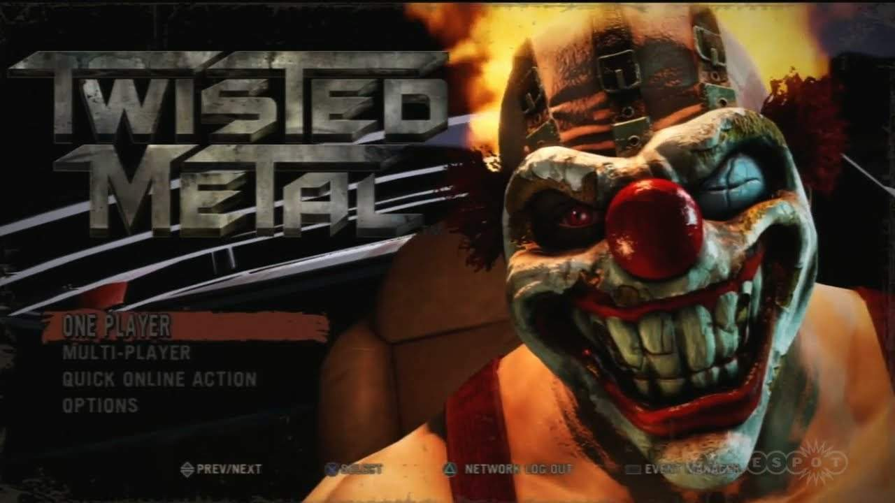 twisted metal serie live-action