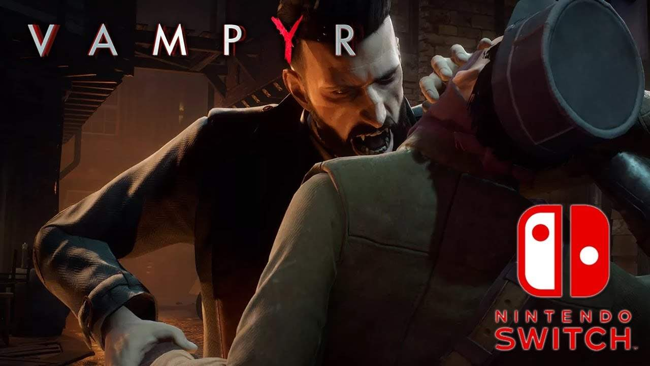 vampyr switch amazon