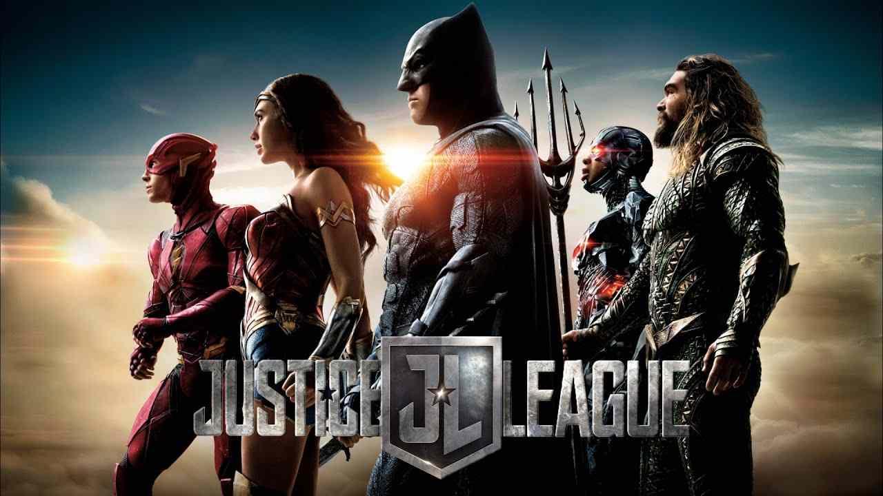 zack snyder's justice league italia