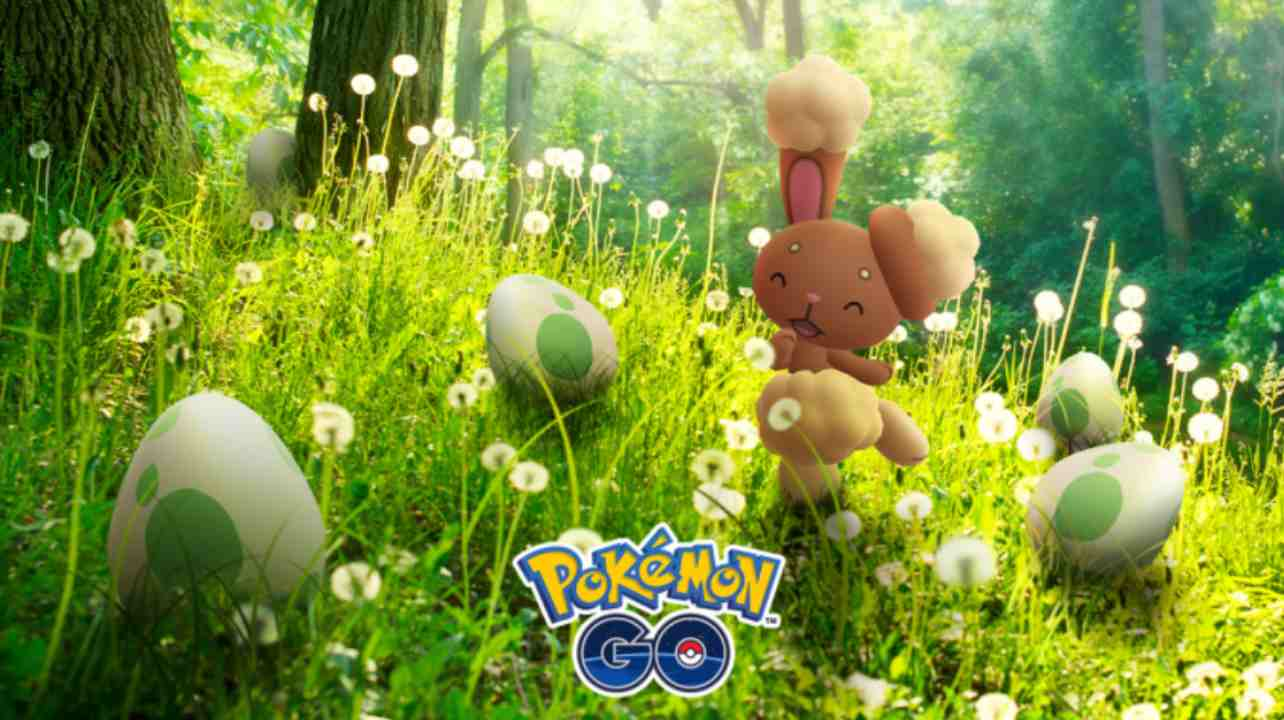 Pokémon GO Pasqua