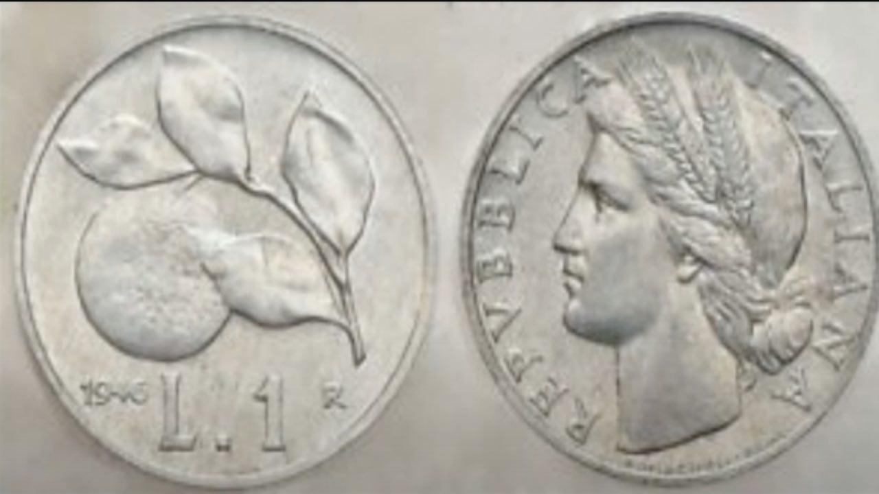 1 lira del 1946