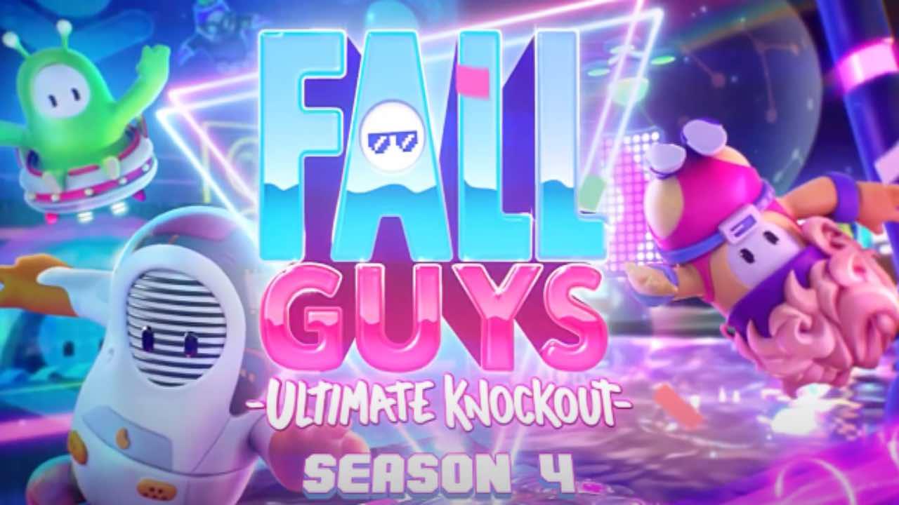 Among Us e Fall Guys