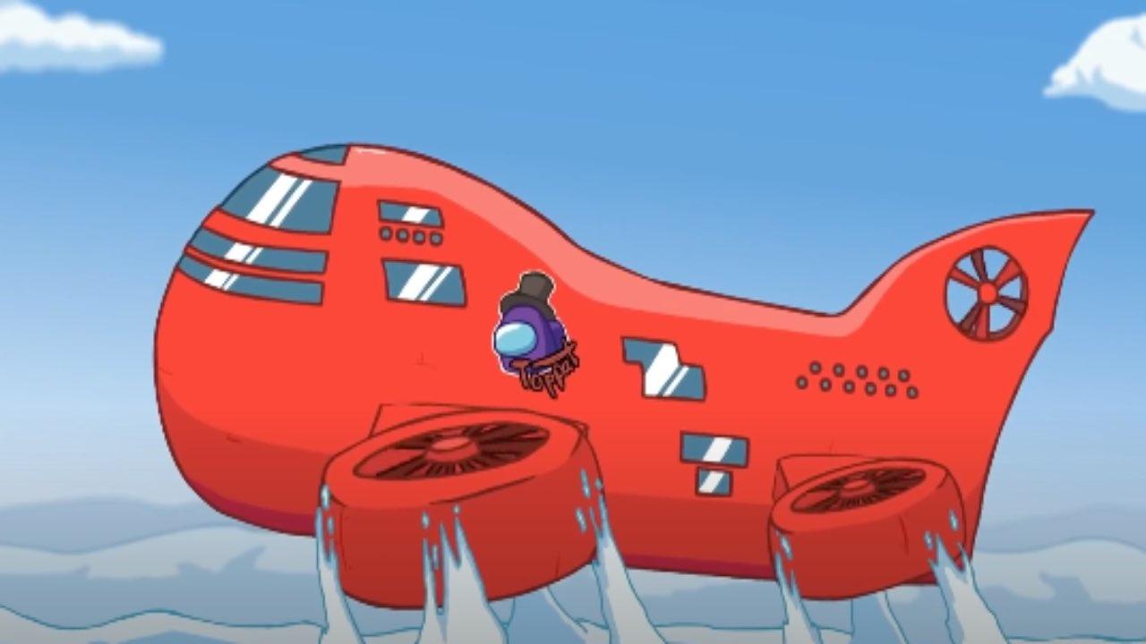 Among Us The Airship