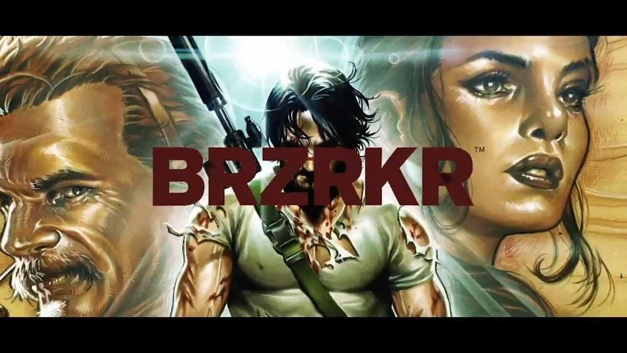 Arriva in fumetteria BRZRKR, il fumetto di e con Keanu Reeves