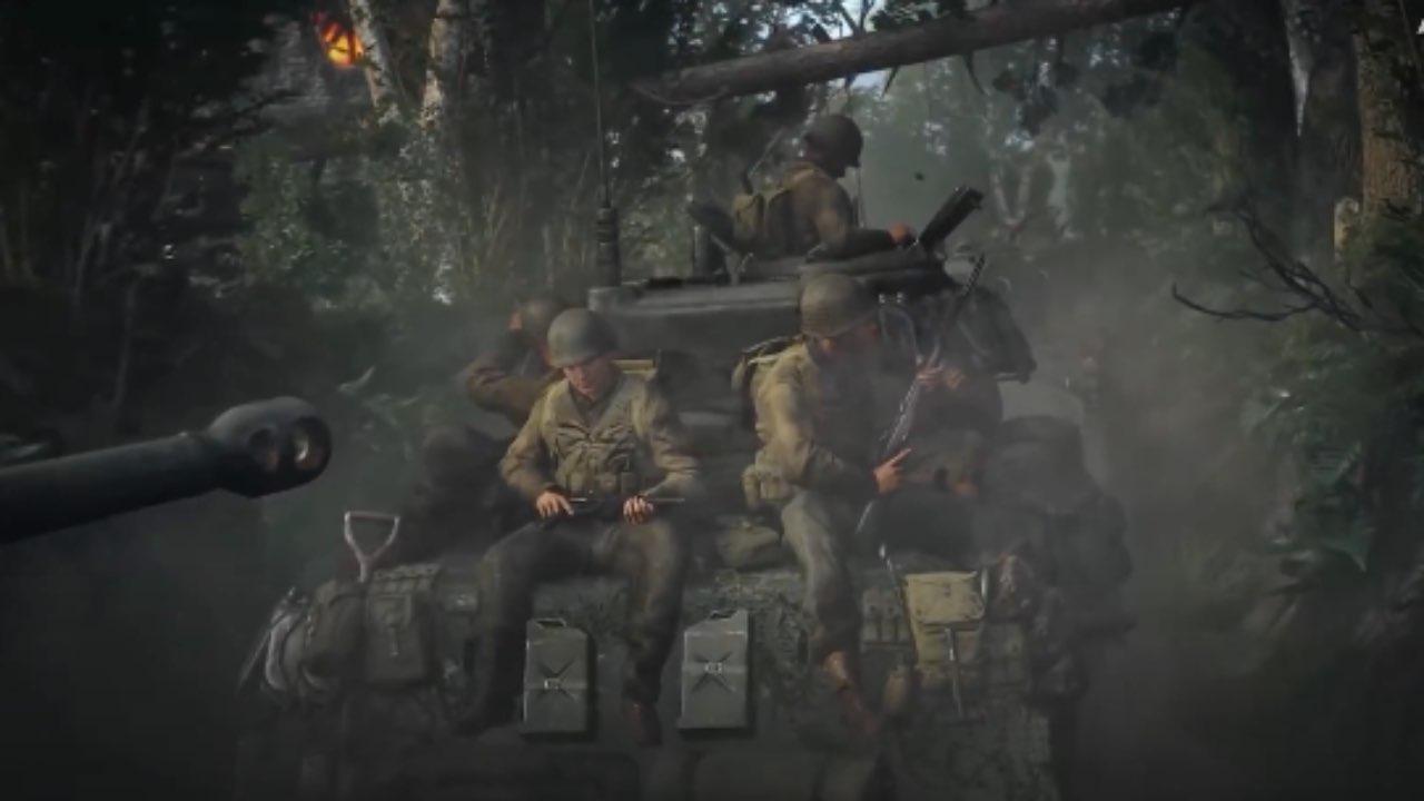 COD 2021 Call of Duty WWII Vanguard