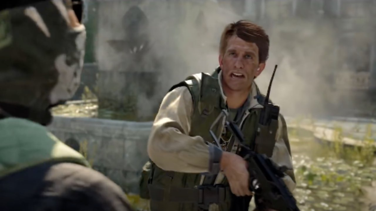 COD Warzone mitraglietta