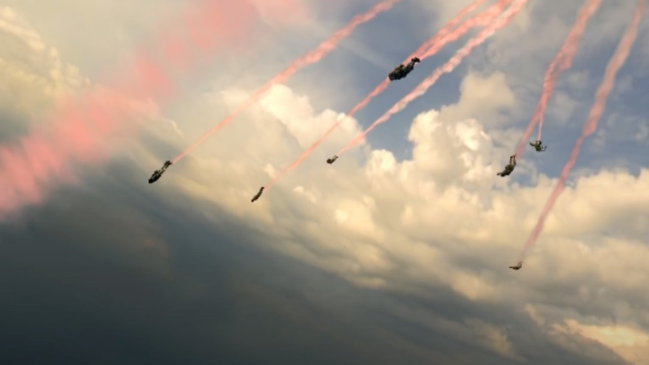 COD Warzone uccisione di gruppo