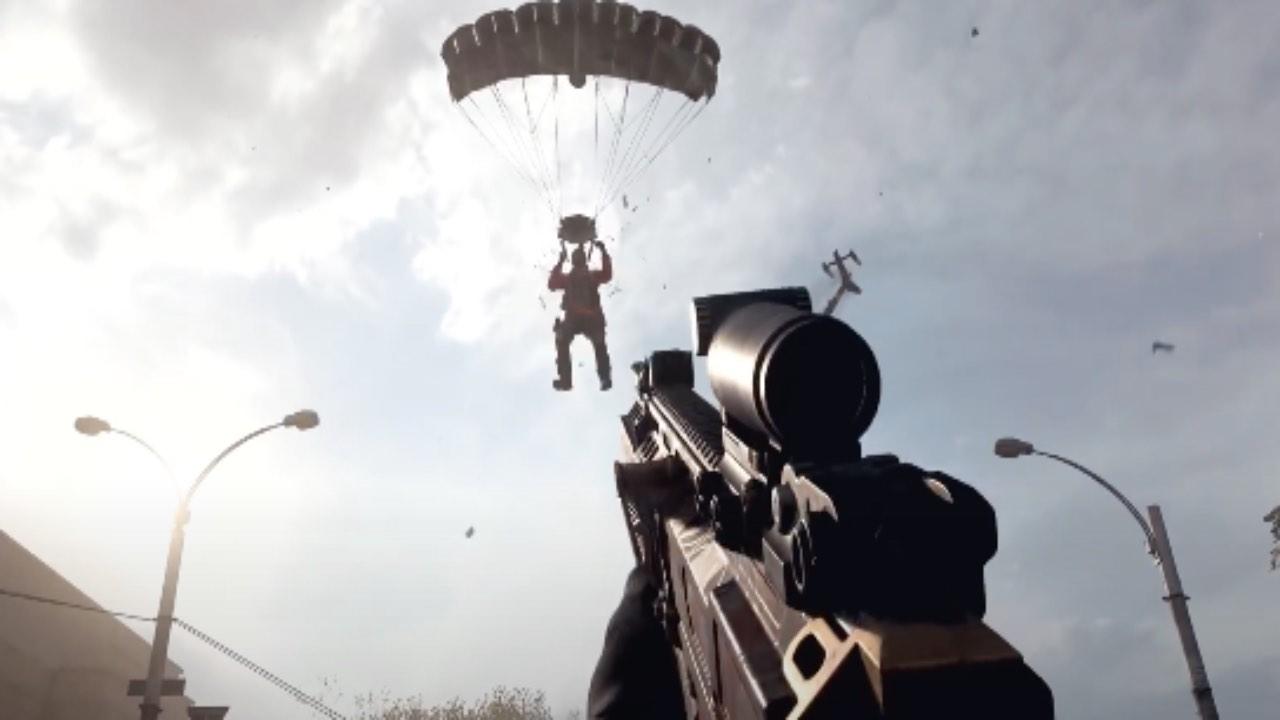COD Warzone XP