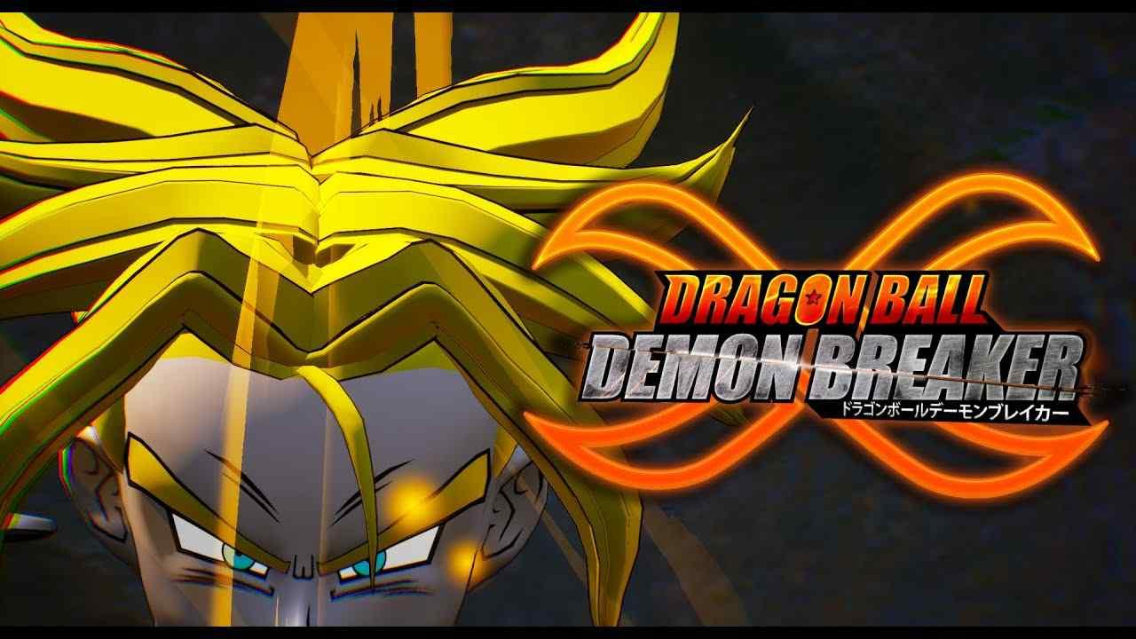 Dragon Ball Demon Breaker trailer demo