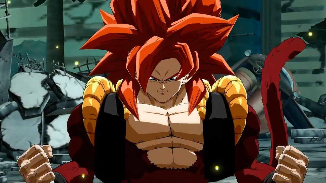 Dragon Ball FighterZ Gogeta