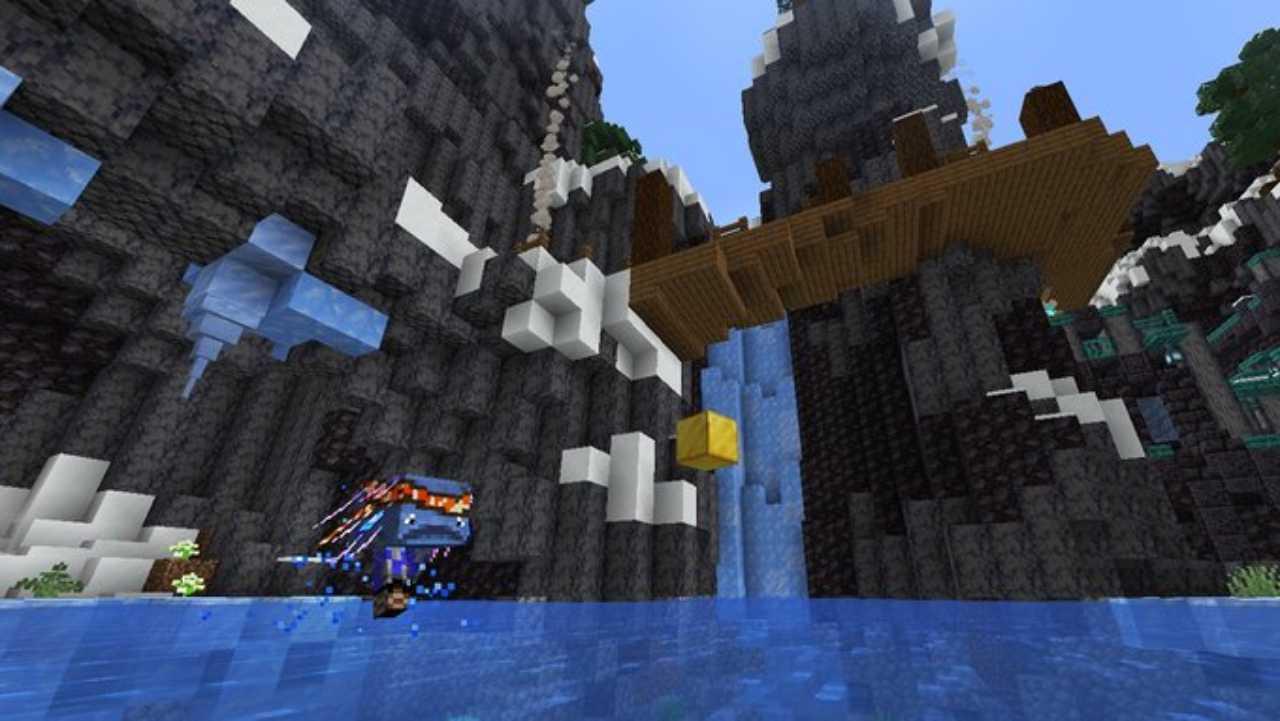 minecraft snapshot 21w09a