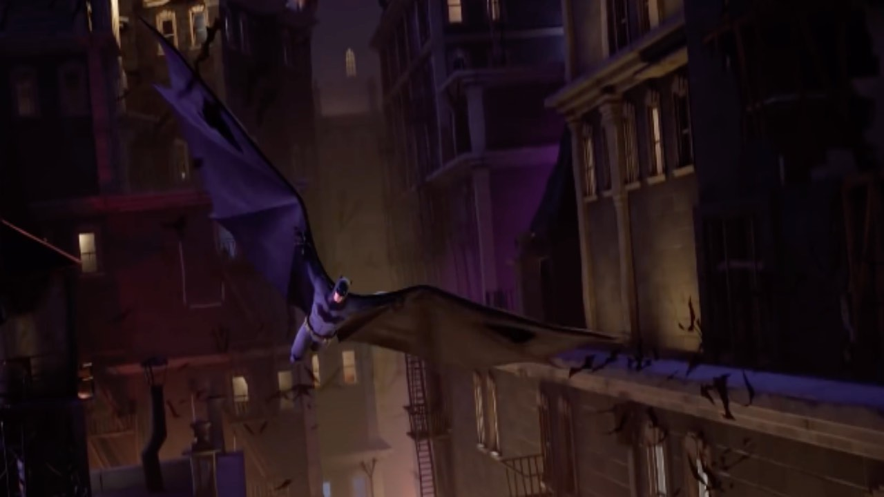 Fortnite Batman Punto Zero