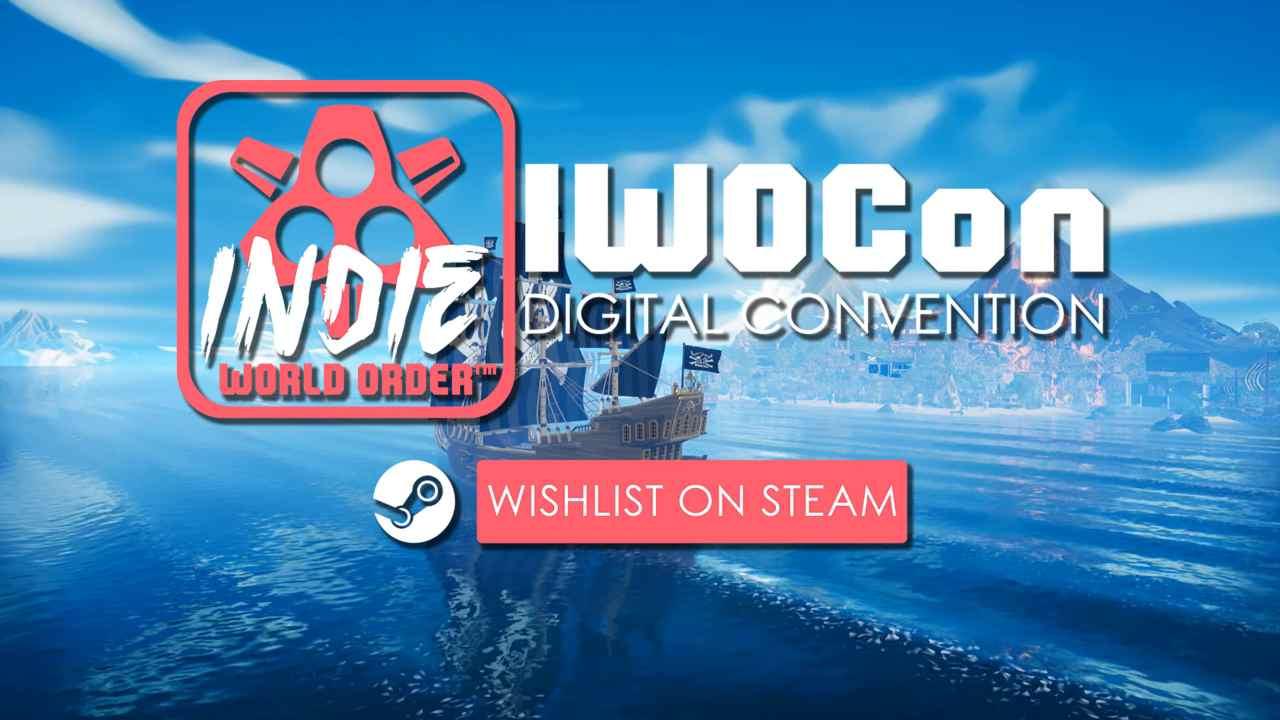 IWOCon 2021, arriva il 26 marzo la convention gratuita digitale di giochi indie