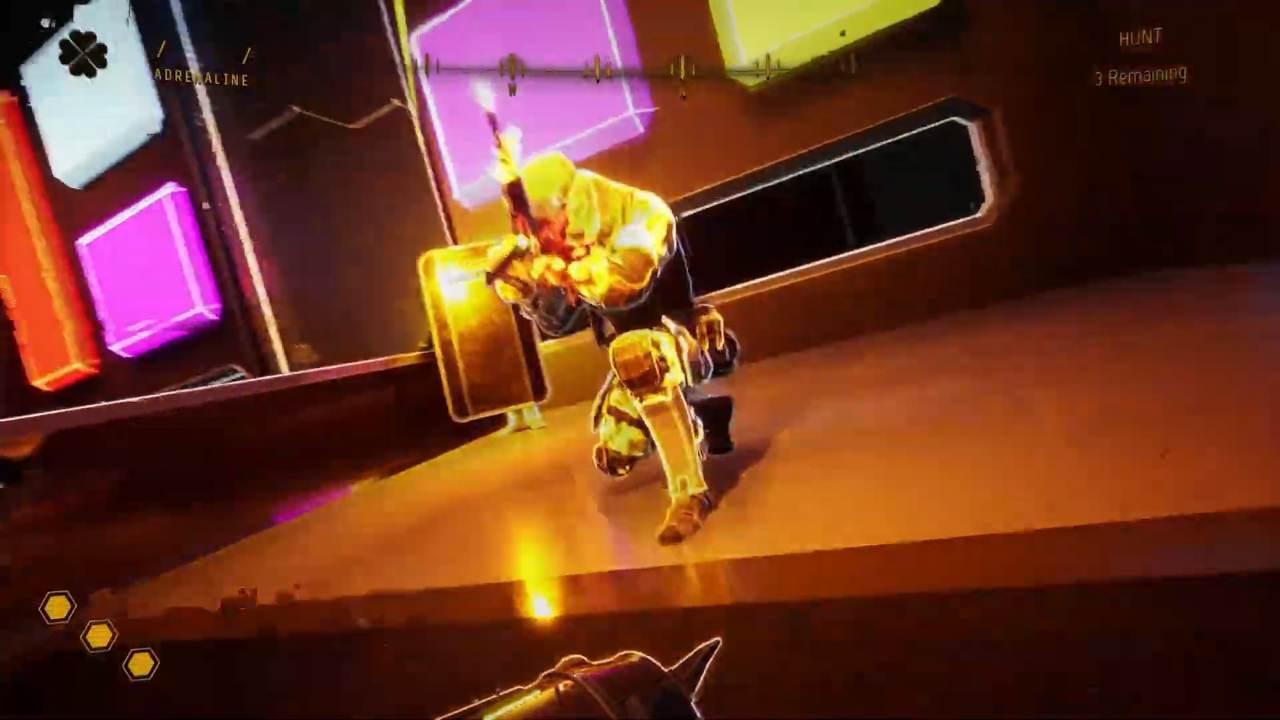 Il nuovo FPS acrobatico Severed Steel arriverà su PC, PS4 e Xbox One