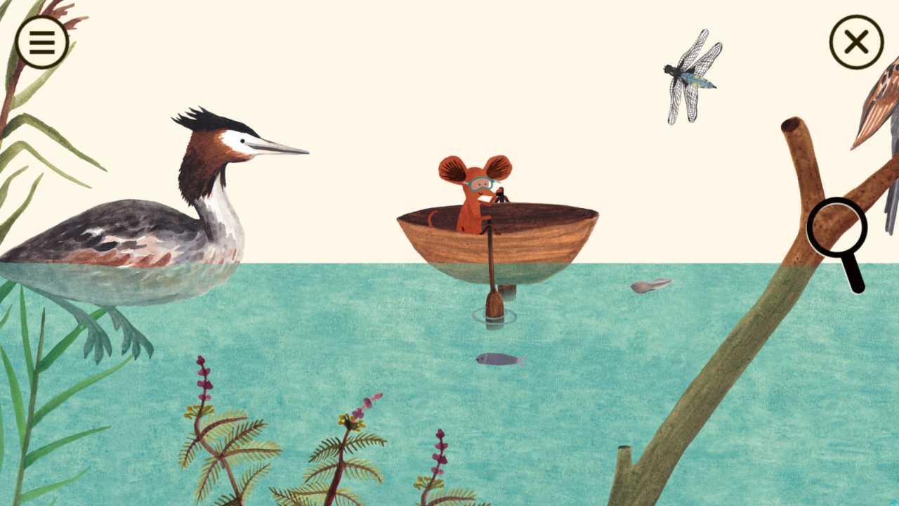 Little Mouse's Encyclopedia, Il nuovo titolo interattivo di Circus Atos
