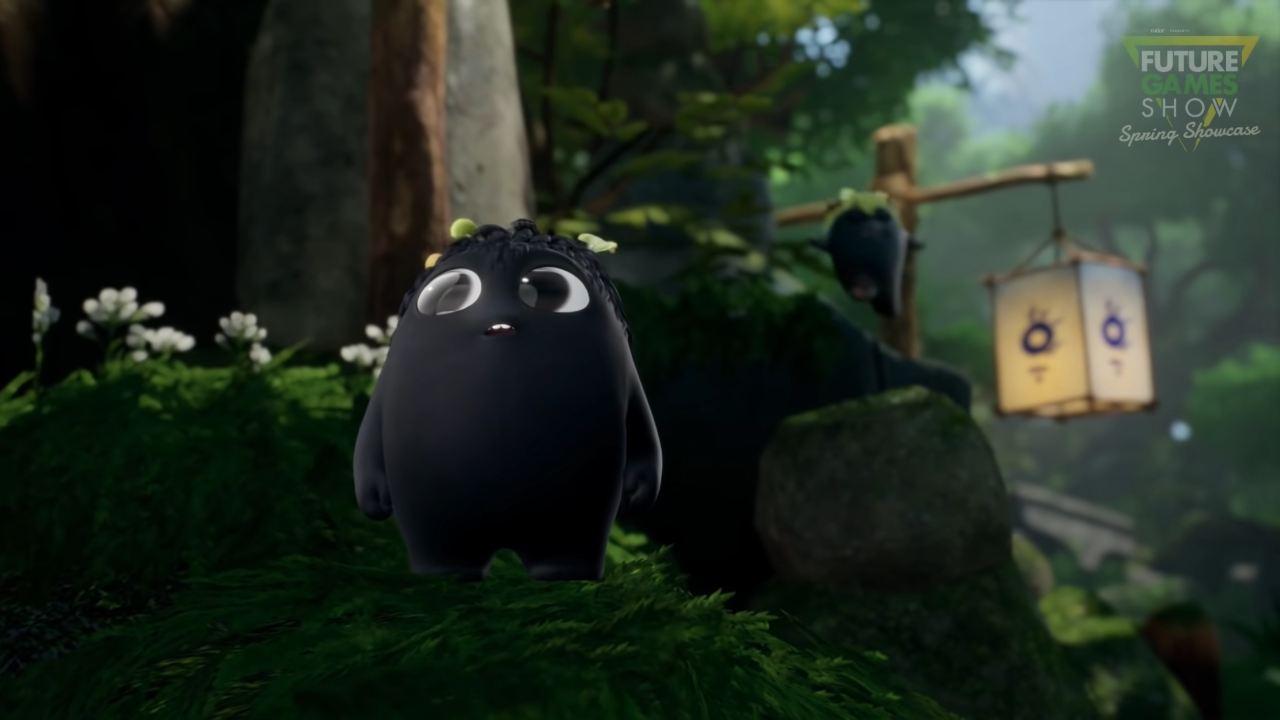 Meravigliosi cappellini nel nuovo trailer di gameplay per Kena: Bridge of Spirits