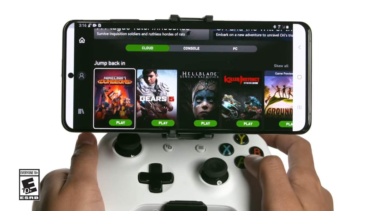Microsoft testa lo streaming a 1080p per i giochi del Game Pass?