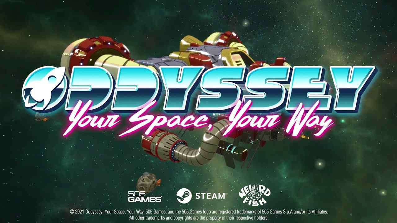 Oddyssey Your Space Your Way