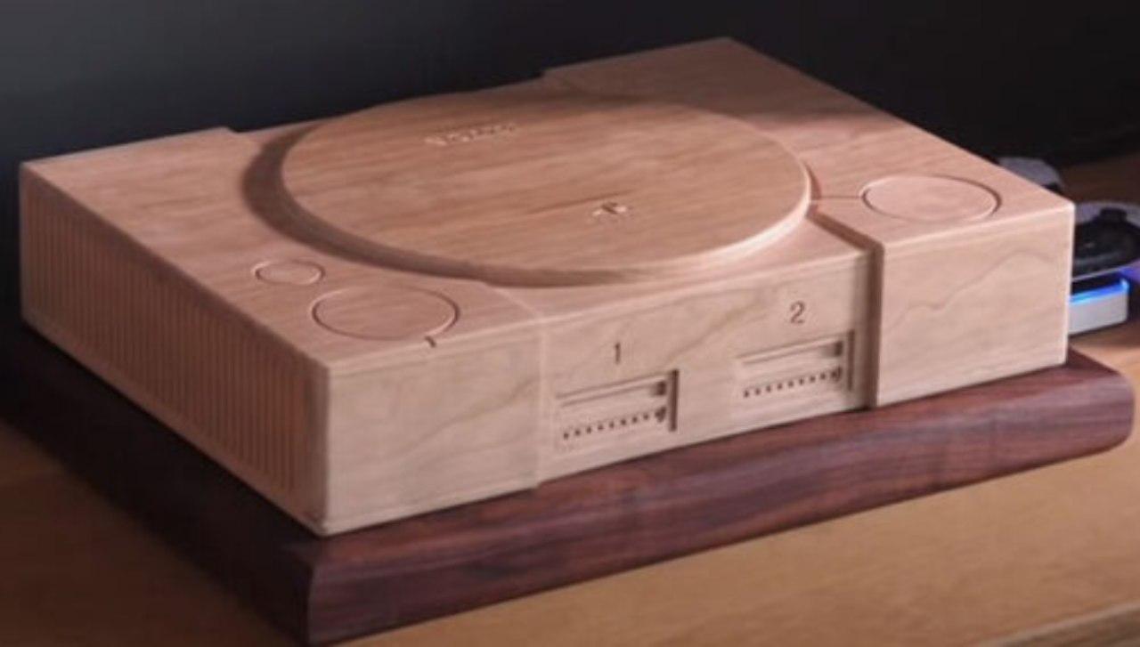 playstation legno