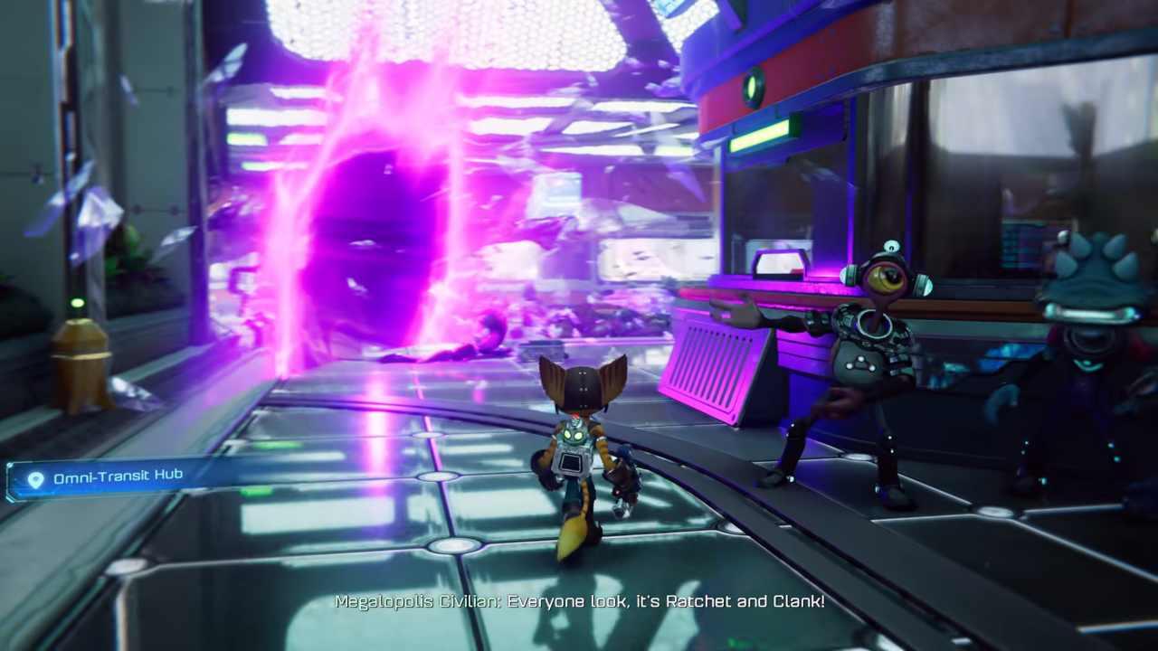 Ratchet & Clank gratis ora e a 60fps su PS5 ad aprile
