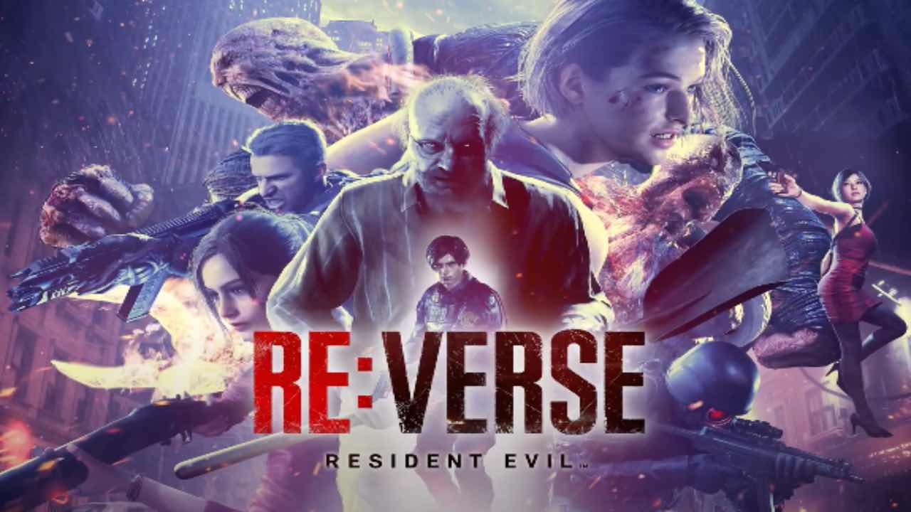 Resident Evil Re:Verse Open Beta