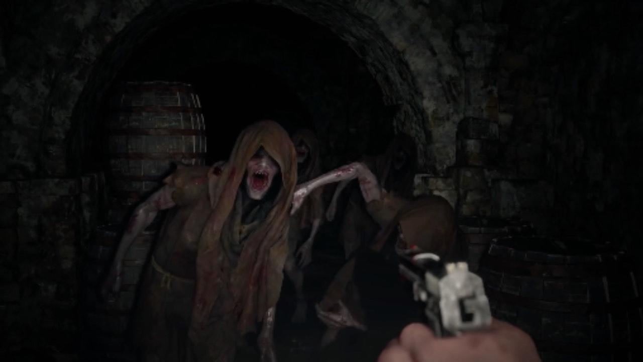 Resident Evil Village censura