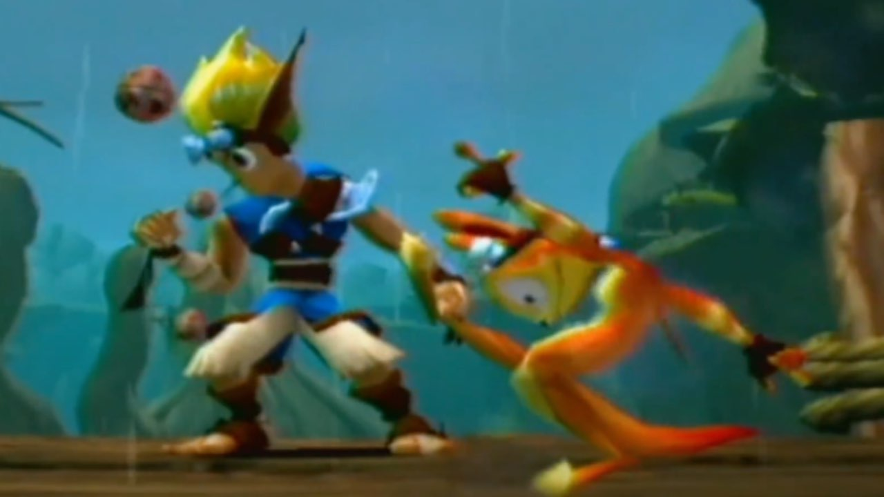 Sony Naughty Dog Jak and Daxter