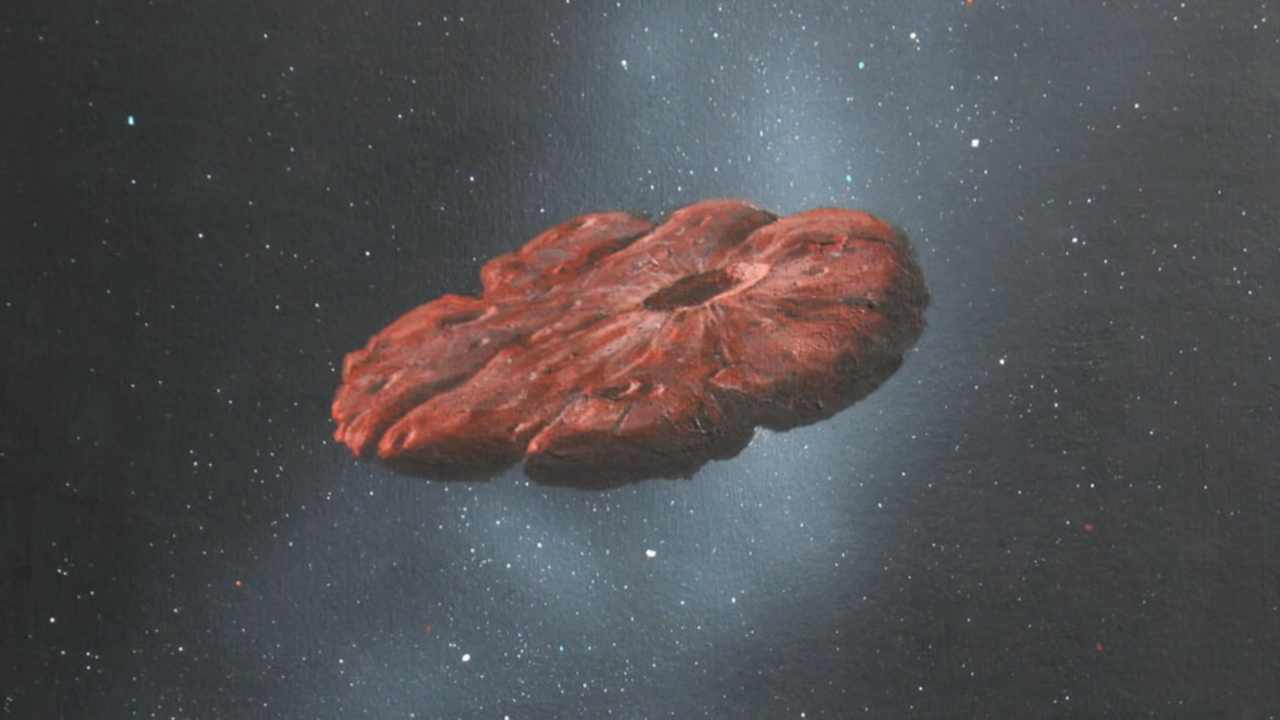 Spazio, scoperta l'origine dell'oggetto extra solare Oumuamua