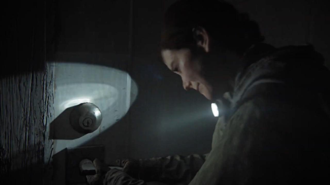 The Last of Us Part II e le porte