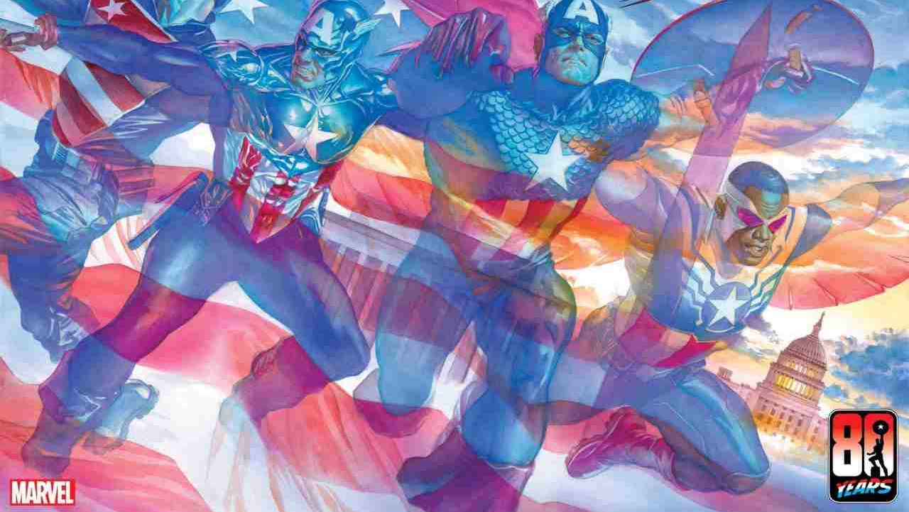 captain america LGBTQ